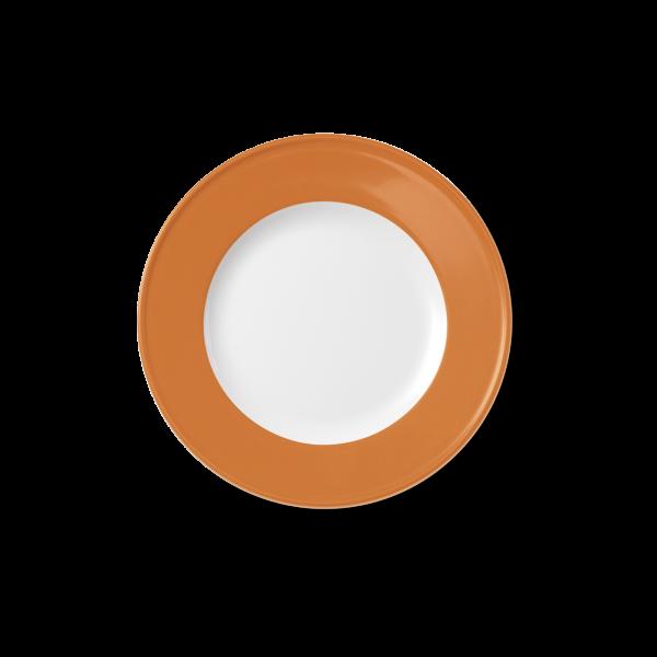 Dessert Plate Orange (21cm)