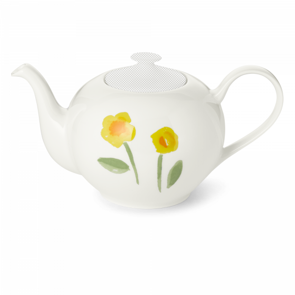 Teapot without lid 1,30 l yellow
