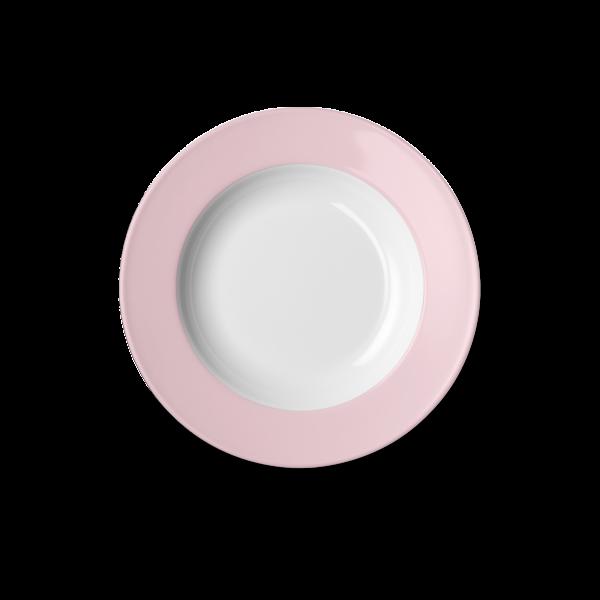 Suppenteller Zartrosa (23cm)