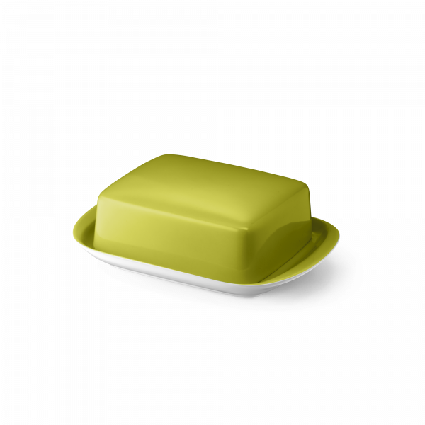 Butter dish Olive Green