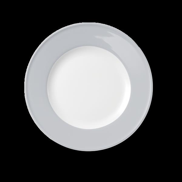 Speiseteller Lichtgrau (26cm)
