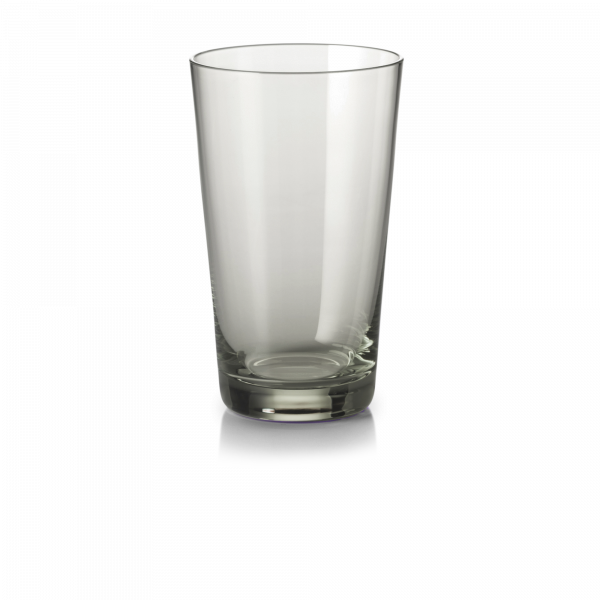 Glas 0,25 l grau