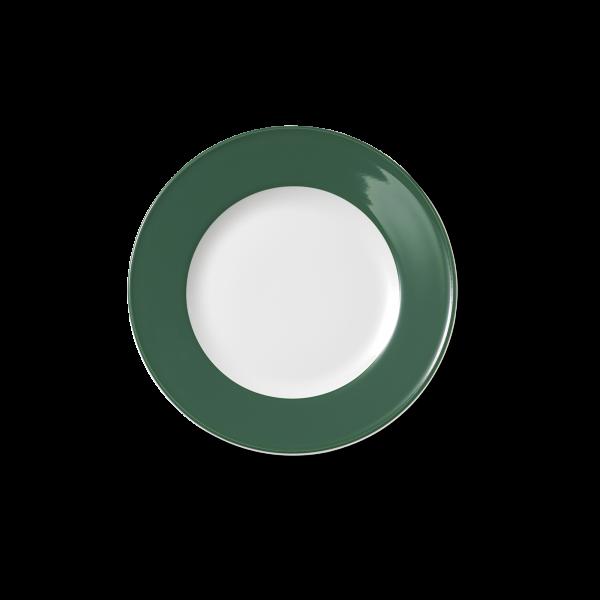 Dessertteller Tannengrün (19cm)