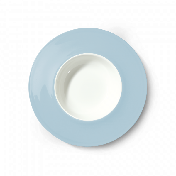 Pasta Plate Sky blue (26cm; 0,4l)