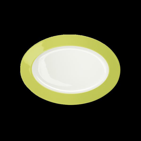 Ovale Platte Limone (29cm)