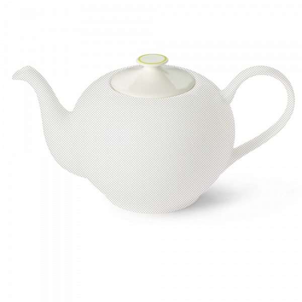 Lid of teapot Lime