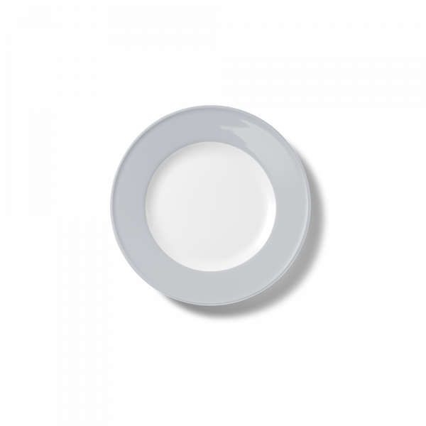 Brotteller Lichtgrau (17cm)