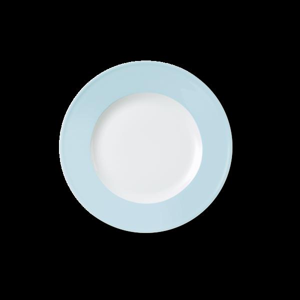 Dessertteller Eisblau (21cm)