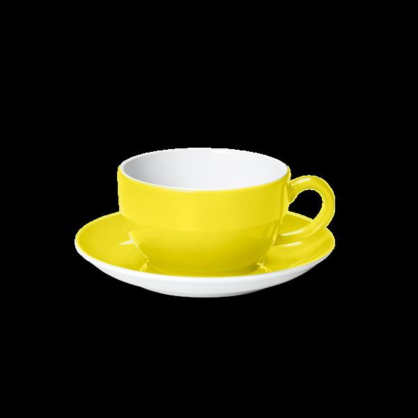 Set Cappuccinotasse Zitrone (0,3l)