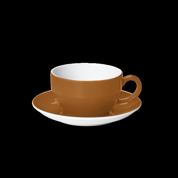 Set Cappuccinotasse Karamell (0,3l)