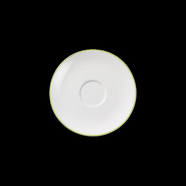Kaffee Untertasse Limone (16cm)