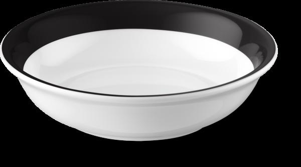 Dessertschale Schwarz (16cm; 0,4l)