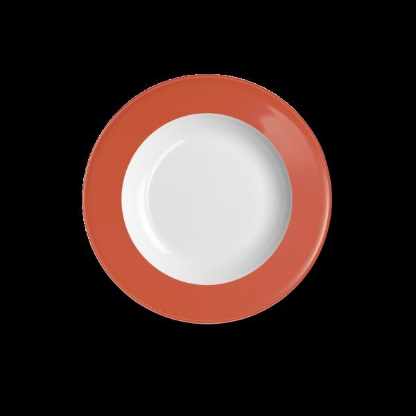 Soup Plate Brick (23cm)