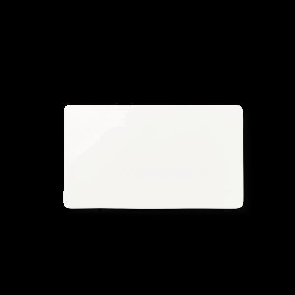 Rechteckige Platte (27cm)