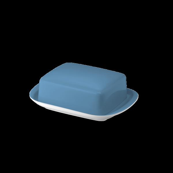 Butter dish Vintage Blue