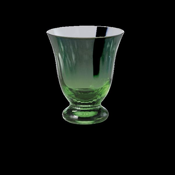 Glas 0,25 l grün