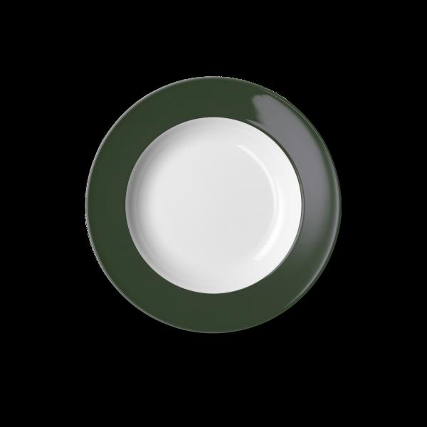 Suppenteller Russischgrün (23cm)