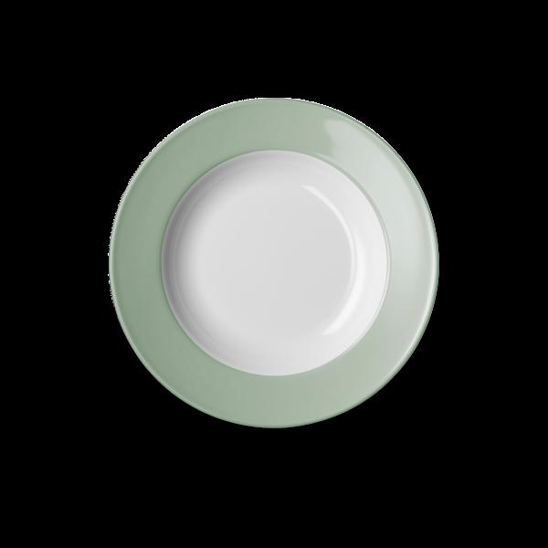 Soup Plate Sage (23cm)