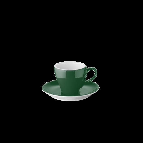 Set Espressotasse Tannengrün (0,09l)