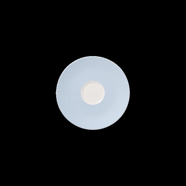 Kaffee Untertasse Hellblau (16cm; 0,25l)