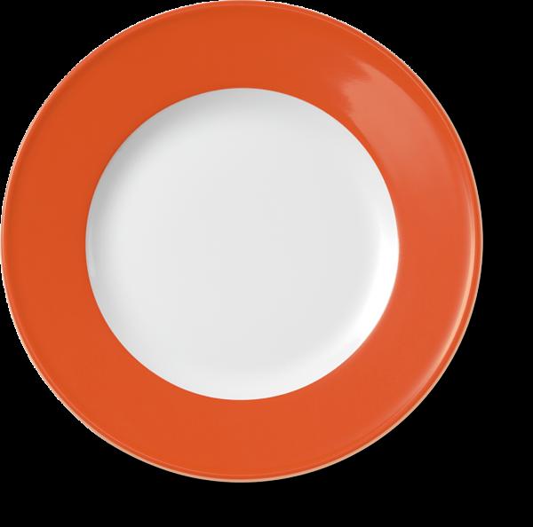 Dessertteller Koralle (19cm)