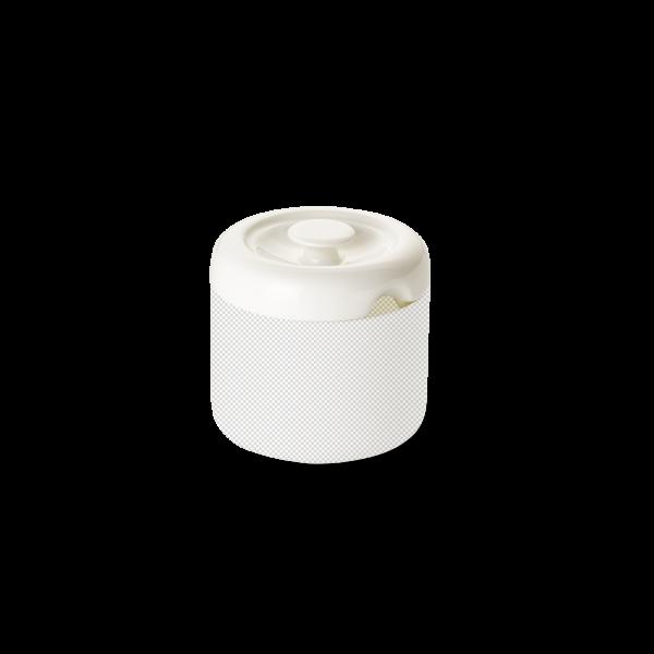 Deckel Zuckerdose 0,20 l stapelbar weiss