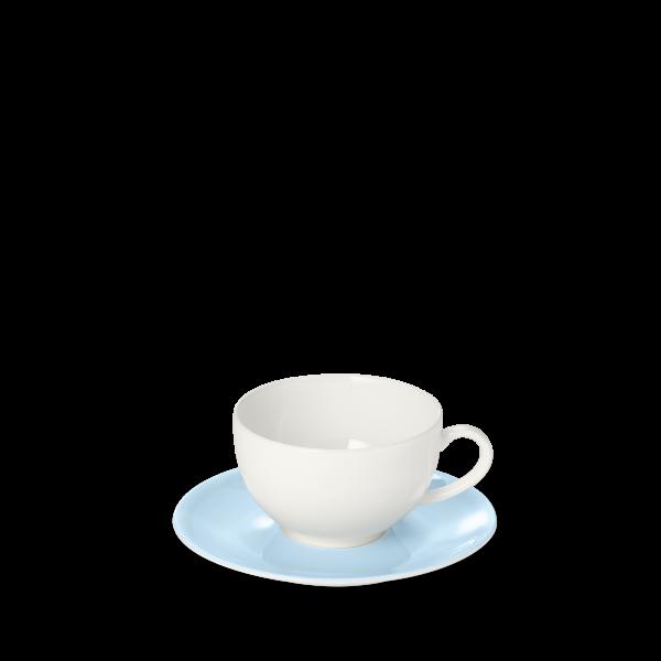 Espresso Untertasse Hellblau (11,3cm; 0,11l)
