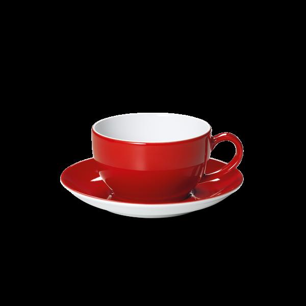 Set Kaffeetasse Signalrot (0,25l)