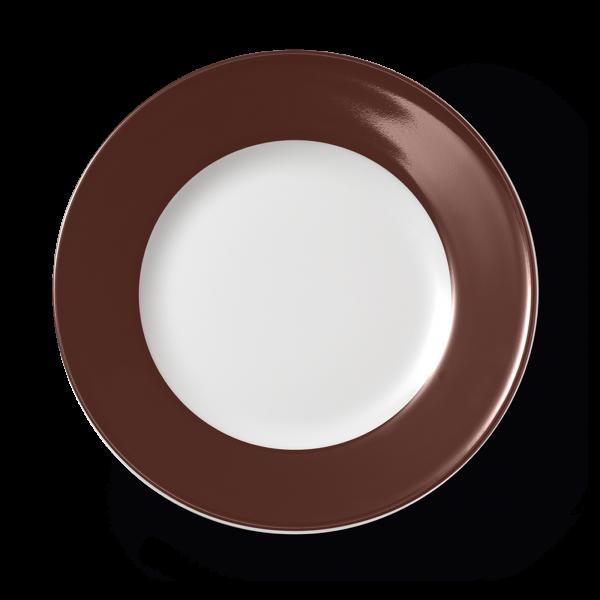 Platzteller Kaffeebraun (31cm)