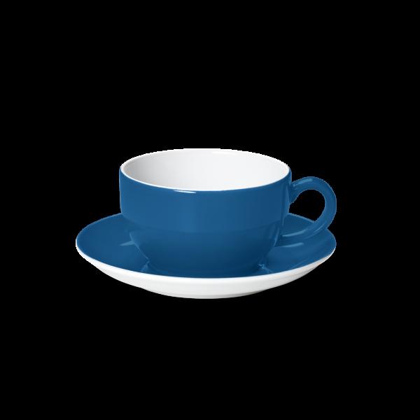 Set Cappuccinotasse Pazifikblau (0,3l)