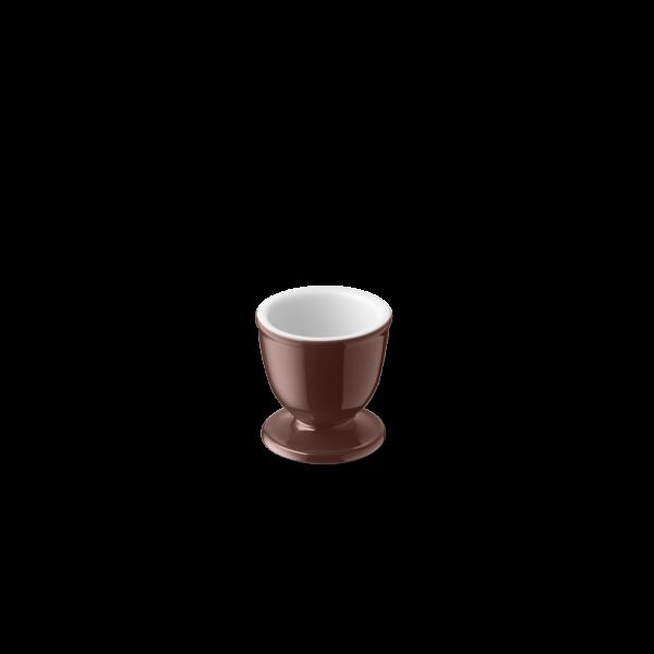 Eierbecher Kaffeebraun