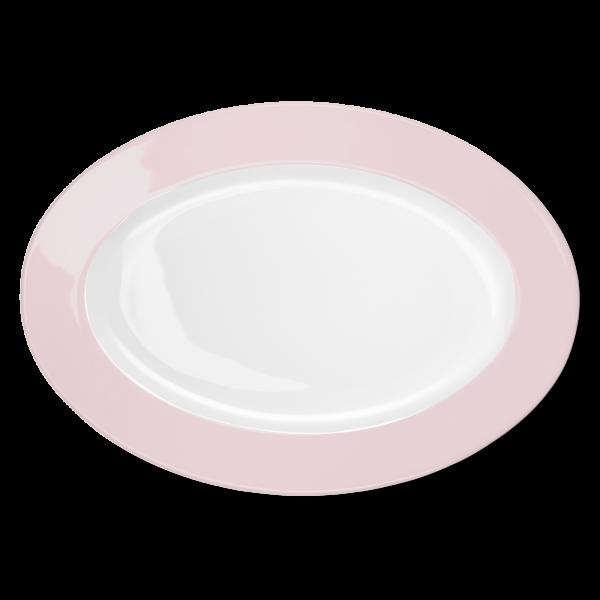 Ovale Platte Puder (36cm)