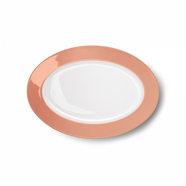 Oval Platter Blush (29cm)
