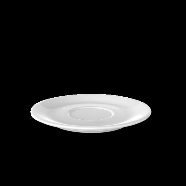 Jumbo Untertasse Weiß (19,5cm)