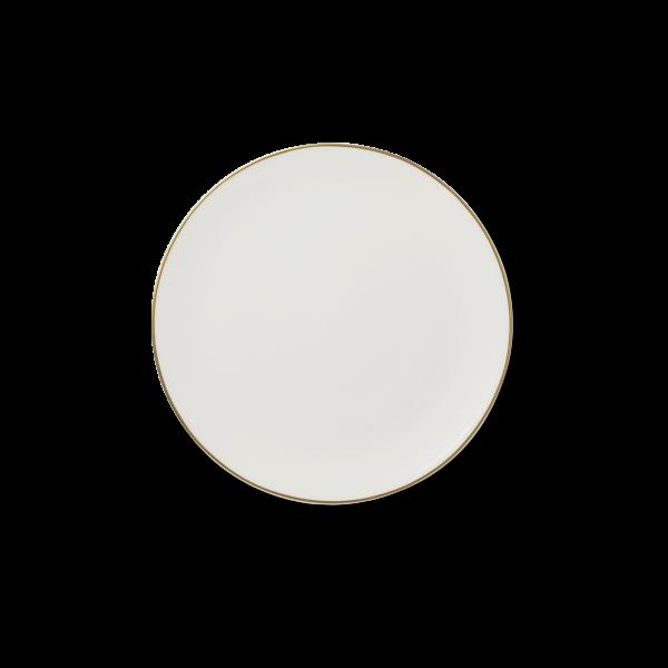 Dessert Plate Gold (21cm)