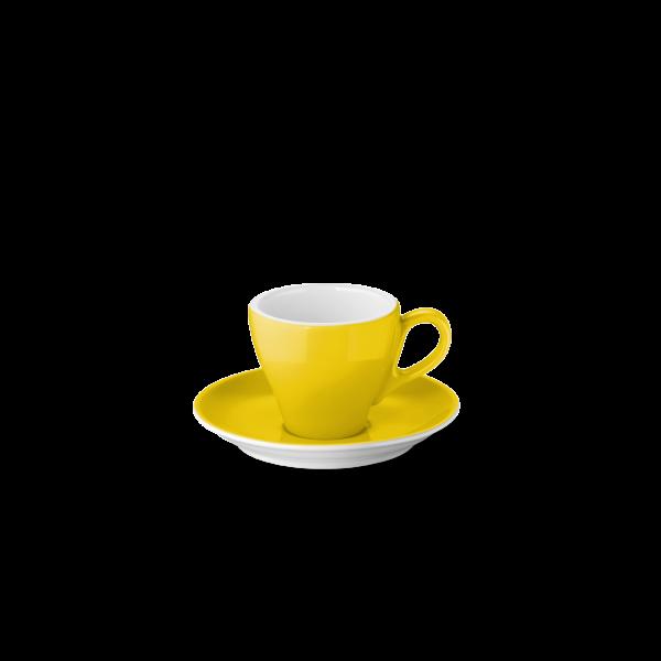 Set Espressotasse Sonnengelb (0,09l)