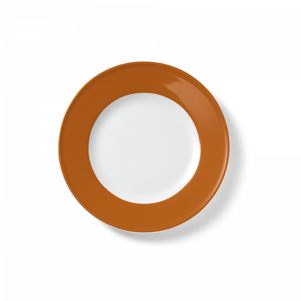 Dessert Plate Toffee (21cm)