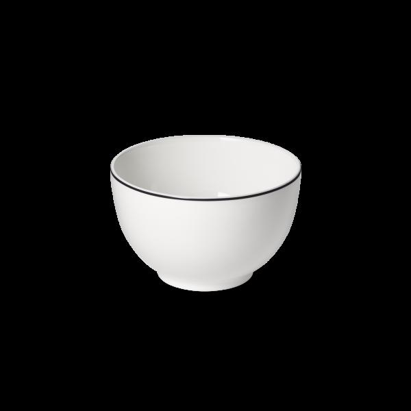 Cereal bowl Black (12,5cm; 0,4l)