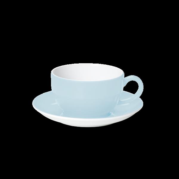 Set Cappuccinotasse Eisblau (0,3l)