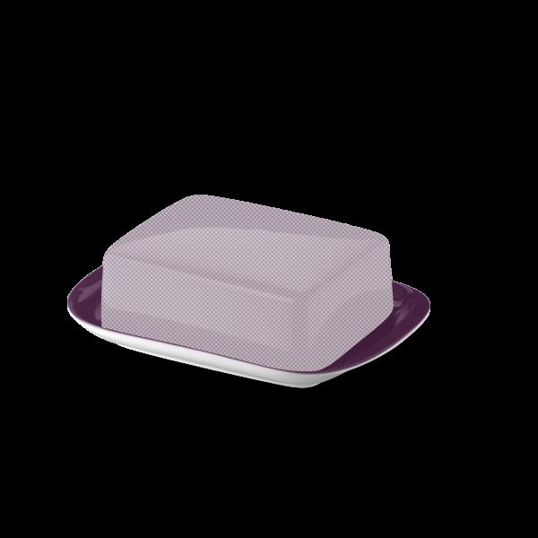 Butterdose Untere Pflaume
