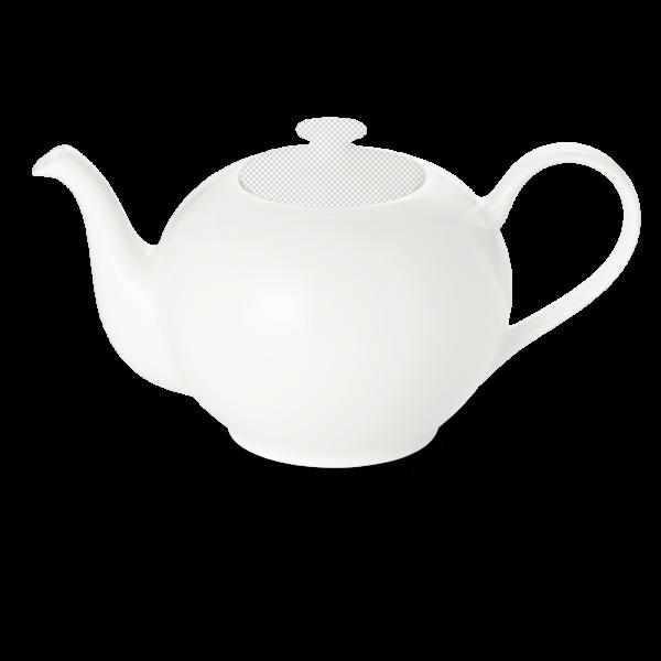 Teekanne unterteil 1,30 l weiss