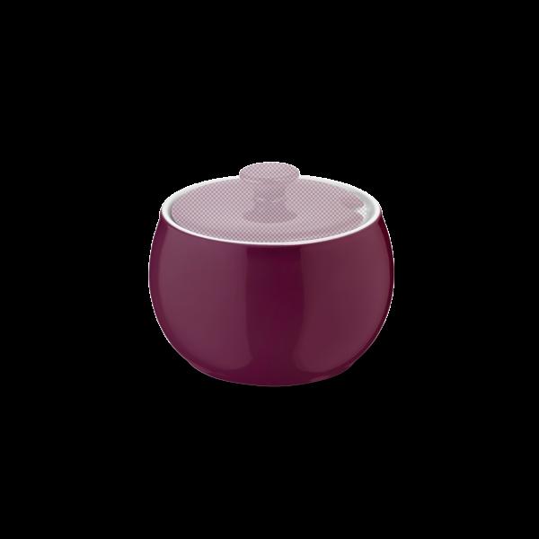 Sugar bowl without lid Bordeaux (0,3l)
