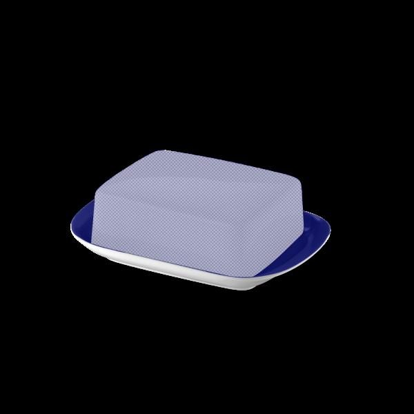 Butterdose Untere Kobalt