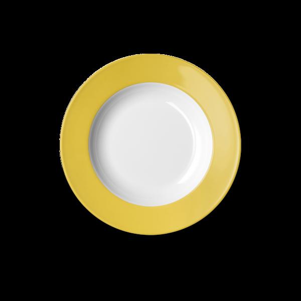 Suppenteller Sonnengelb (23cm)