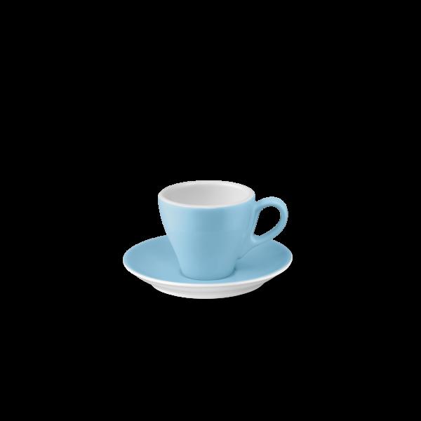 Set Espressotasse Hellblau (0,09l)
