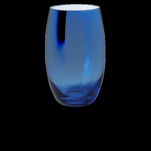 Glas 0,40 l azurblau