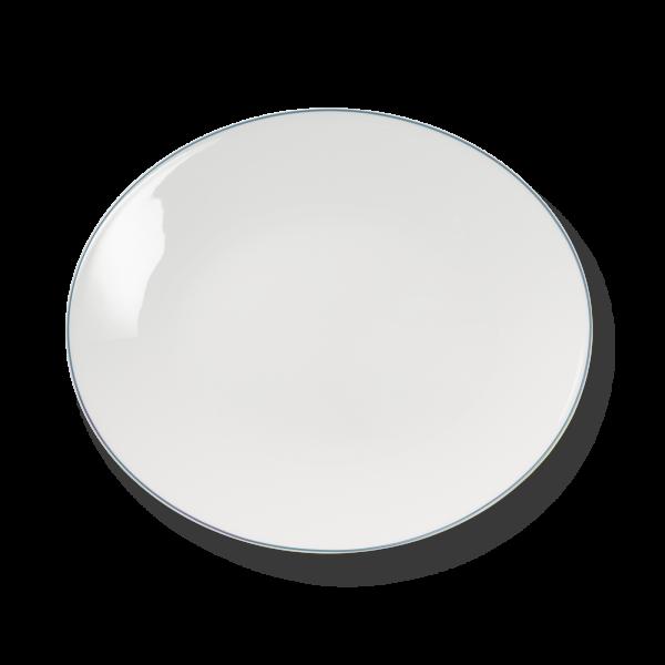 Ovale Platte Mint (39cm)
