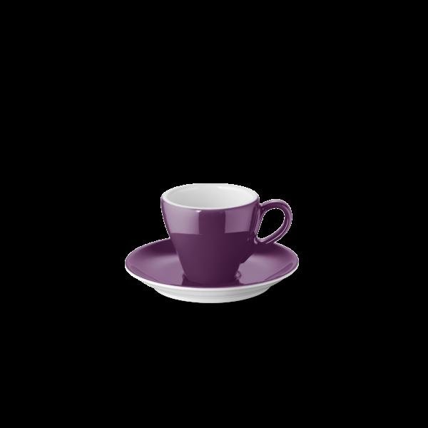 Set Espressotasse Pflaume (0,09l)