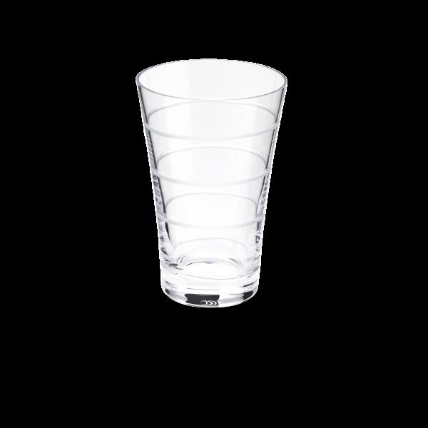 Glas 0,3 l horizontalschliff klar