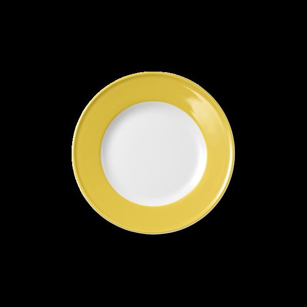 Dessertteller Sonnengelb (21cm)